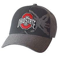 Adult Ohio State Buckeyes Glory Structured Snapback Cap