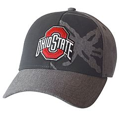 Adult Ohio State Buckeyes Glory Structured Snapback Cap