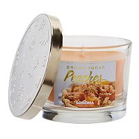 SONOMA Goods for Life™ 5-oz. Brown Sugar Peaches Candle Jar