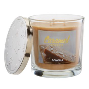 SONOMA Goods for Life? 14-oz. Caramel Toffee Candle Jar