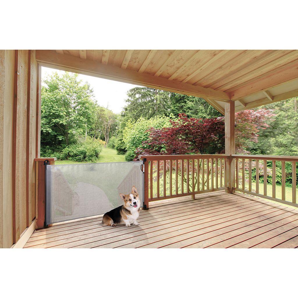 Dreambaby Indoor & Outdoor Retractable Gate