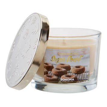 SONOMA Goods for Life™ 5-oz. Cinnamon Sugar Donut Candle Jar