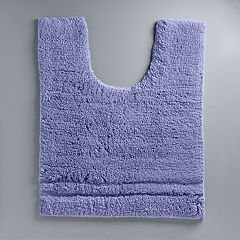Simply Vera Vera Wang Signature Cotton Contour Bath Rug