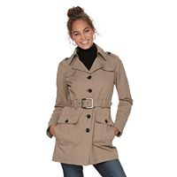 Women's Apt. 9® Military Trench Coat