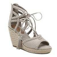 Rampage Carlita Women's Espadrille Wedge Sandals