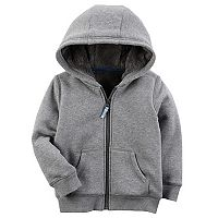 Toddler Boy Carter's Gray Hoodie
