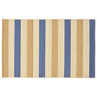 Trans Ocean Imports Liora Manne Terrace Multi Stripe Indoor Outdoor Rug