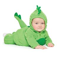 Baby Boy Carter's Green Little Monster Microfleece Costume & Bottoms Set