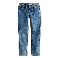 Girls 4-12 SONOMA Goods for Life™ Extreme Wash Jeggings