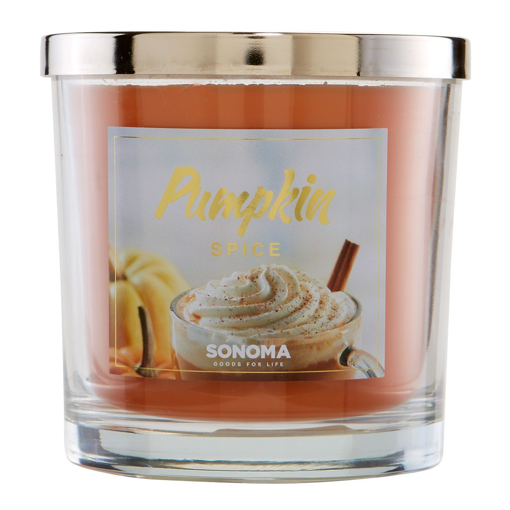 SONOMA Goods for Life™ 14-oz. Pumpkin Spice Candle Jar