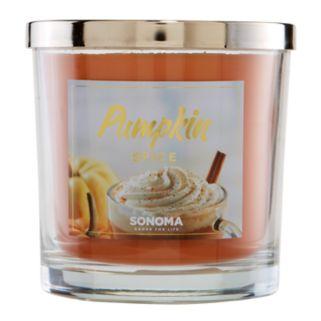 SONOMA Goods for Life™ 14-oz. Pumpkin Spice Candle Jar