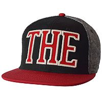 Adult Ohio State Buckeyes Won't Back Down Flat-Bill Adjustable Cap