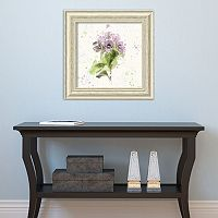 Amanti Art Floral Splash III Framed Wall Art