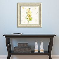 Amanti Art Floral Splash IV Framed Wall Art