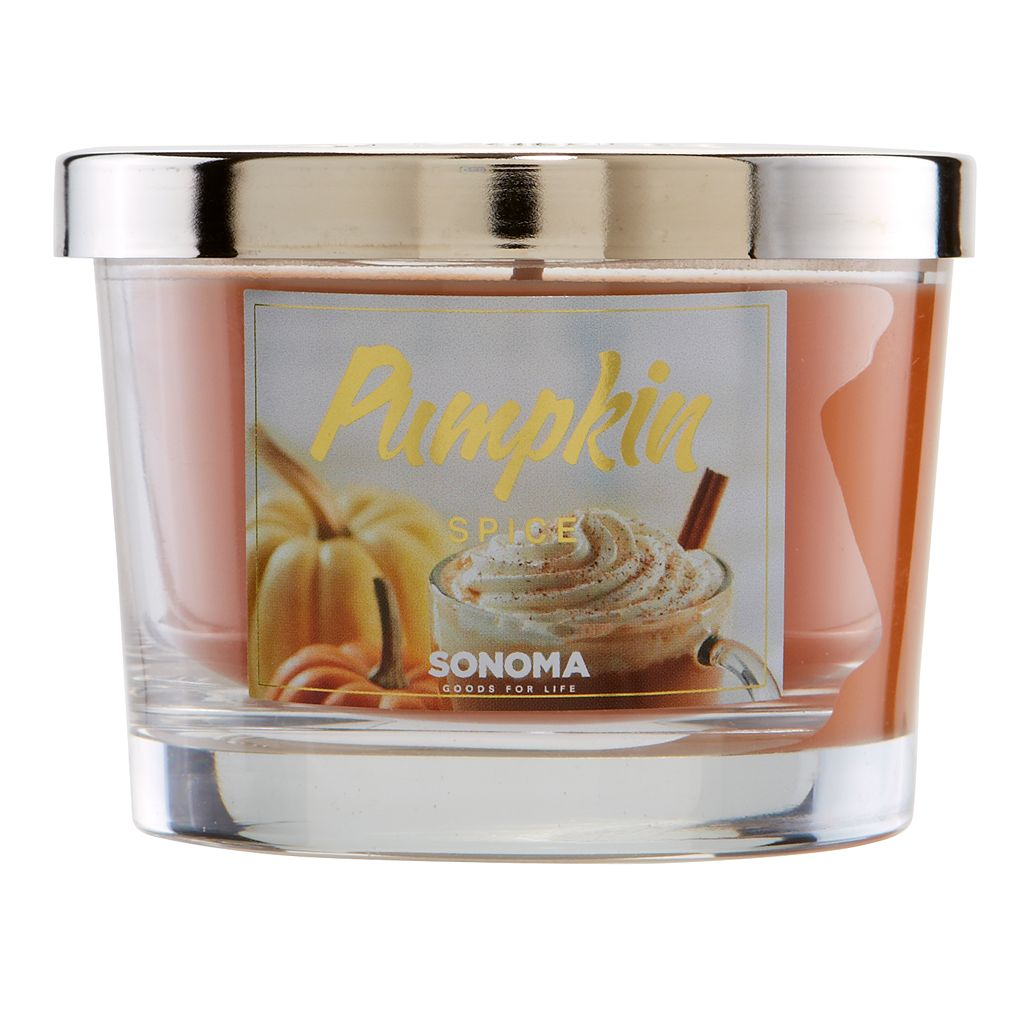 SONOMA Goods for Life™ 5-oz. Pumpkin Spice Candle Jar