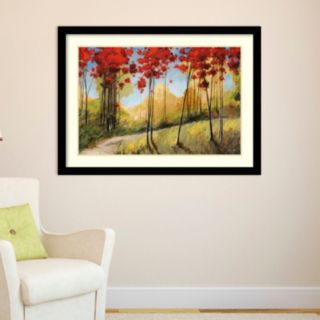 Amanti Art Forest Trail Framed Wall Art