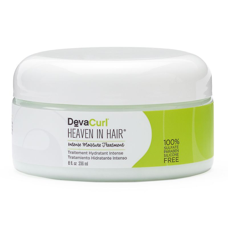 DevaCurl Heaven In Hair Intense Moisture Treatment. Size: 8 Oz. Multicolor