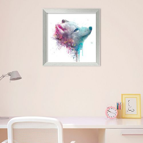 Amanti Art Fox Framed Wall Art