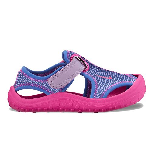 c63bbc8368aef1 Nike Sunray Protect Toddler Girls  Sandals