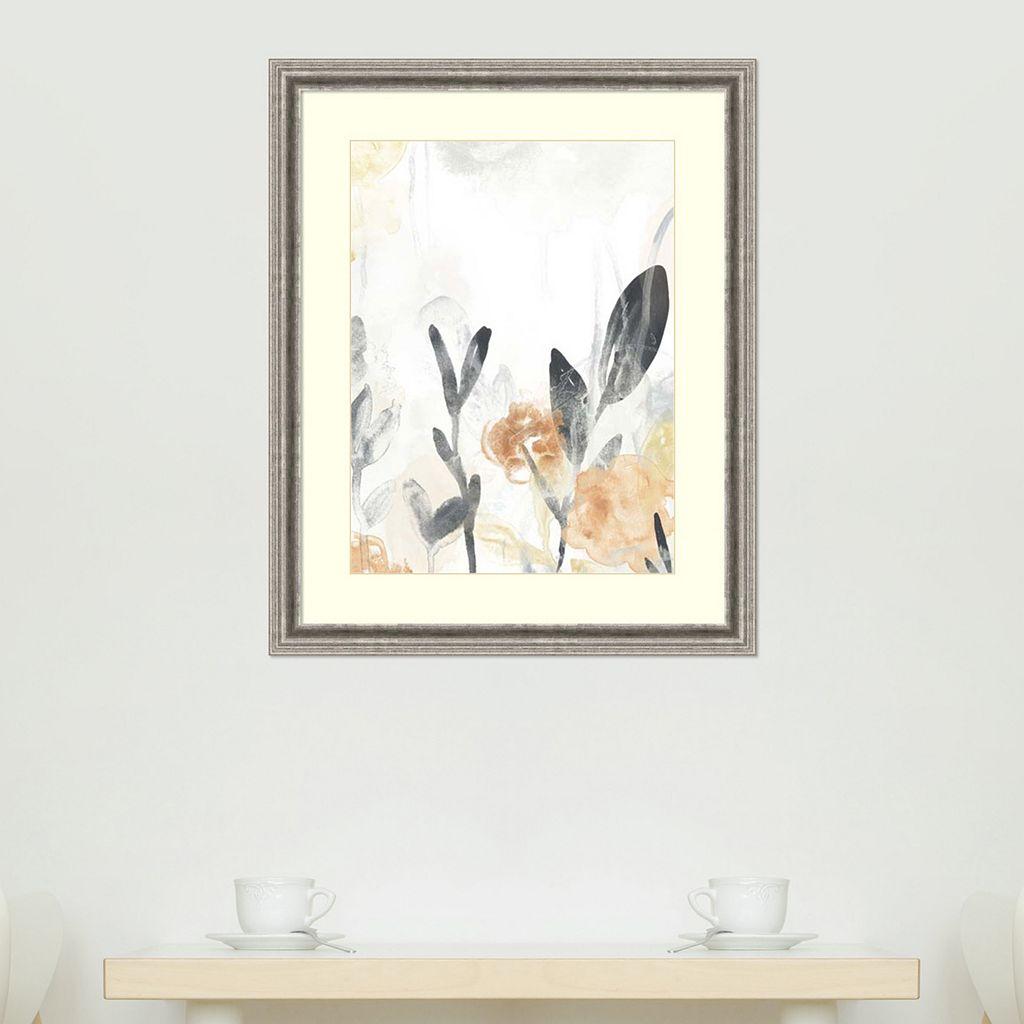 Amanti Art Garden Flow II Framed Wall Art