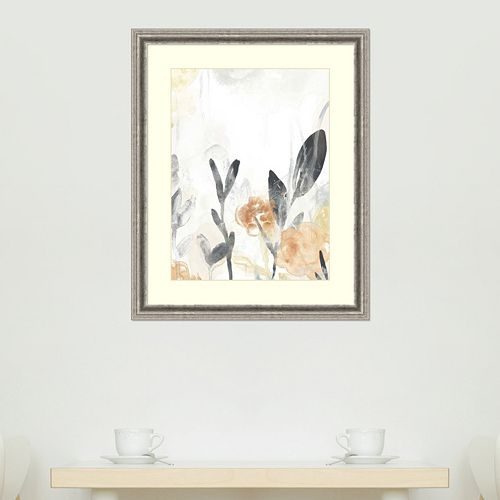Amanti Art Garden Flow II Framed Wall Art