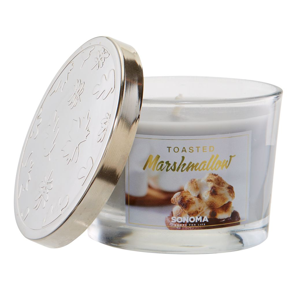 SONOMA Goods for Life™ 5-oz. Toasted Marshmallow Candle Jar