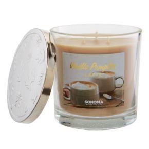 SONOMA Goods for Life? 14-oz. Vanilla Pumpkin Latte Candle Jar