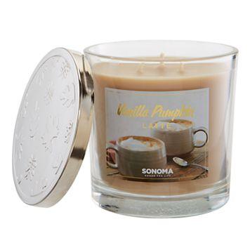 SONOMA Goods for Life™ 14-oz. Vanilla Pumpkin Latte Candle Jar