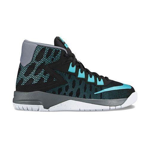 baaf24a0d27b Nike Devosion Preschool Boys  Basketball Shoes