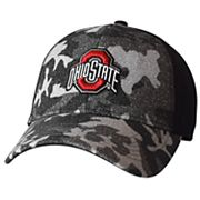 Adult Ohio State Buckeyes Hide and Sparkle Sublimated Camo Adjustable Cap