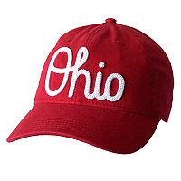 Women's Ohio State Buckeyes Advancement Adjustable Cap
