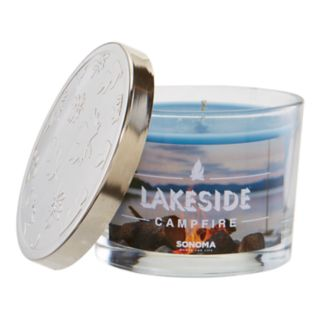 SONOMA Goods for Life™ 5-oz. Lakeside Campfire Candle Jar