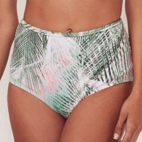 Women's LC Lauren Conrad Beach Shop High-Waist Brief Bottoms