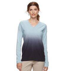 Petite Napa Valley Dip-Dye Sweater