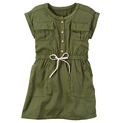 Toddler Girl Carter's Pocket Dress
