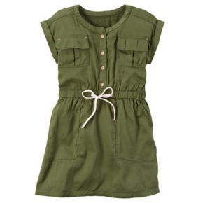 Toddler Girl Carter's Pocket Dress