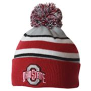 Children's Ohio State Buckeyes Legend in the Making Knit Pom Cuffed Beanie