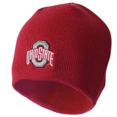 Adult Ohio State Buckeyes Light the Night Reflective Beanie