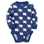 Baby Boy Carter's Polar Bear Graphic Bodysuit
