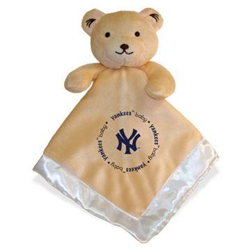 Baby Fanatics New York Yankees Snuggle Bear Blanket