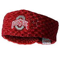 Adult Ohio State Buckeyes Play With Attitude Headband