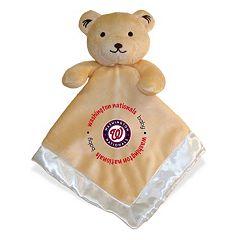 Baby Fanatic Washington Nationals Snuggle Bear Blanket