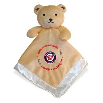 Baby Fanatic Washington Nationals Snuggle Bear Blanket