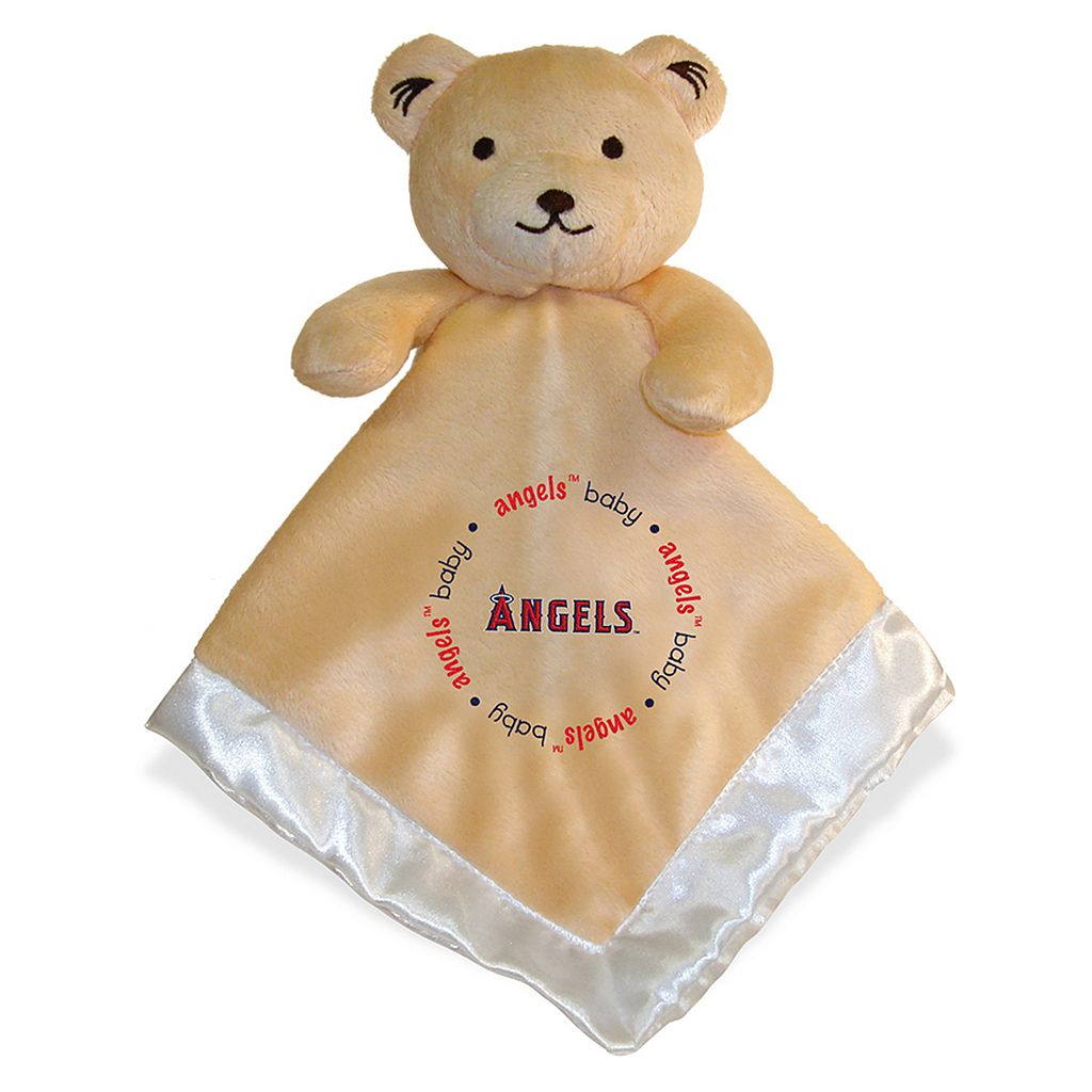 Baby Fanatic Los Angeles Angels of Anaheim Snuggle Bear Blanket