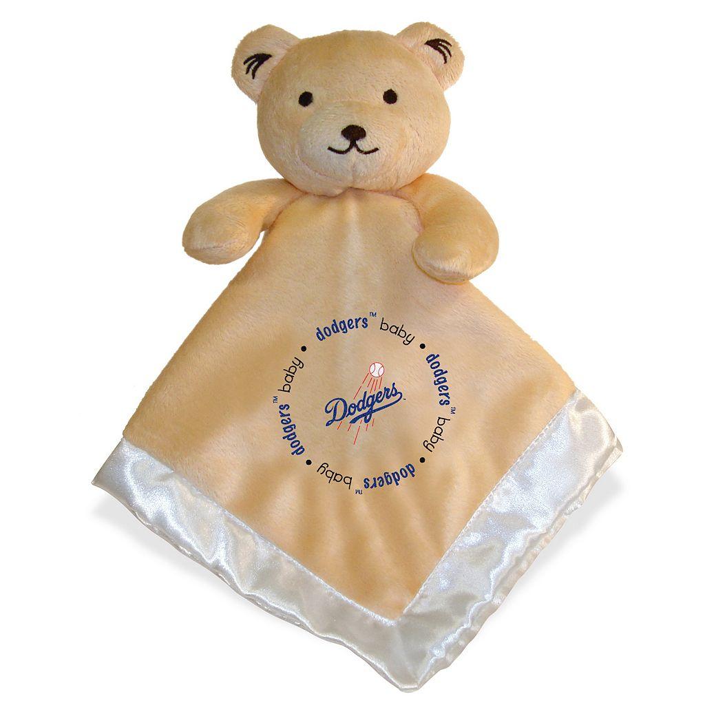 Baby Fanatics Los Angeles Dodgers Snuggle Bear Blanket