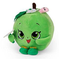 Girls Shopkins Apple Blossom Plush Bank