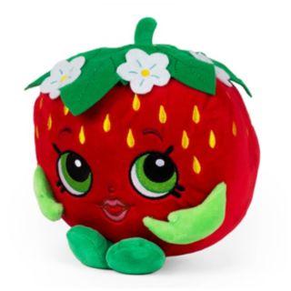 Girls Shopkins Strawberry Kiss Plush Bank