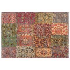 Liora Manne Marbella Old Persian Patchwork Rug