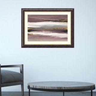 Amanti Art Gilded Storm II Framed Wall Art