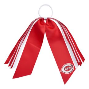 Cincinnati Reds Ribbon Ponytail Streamer